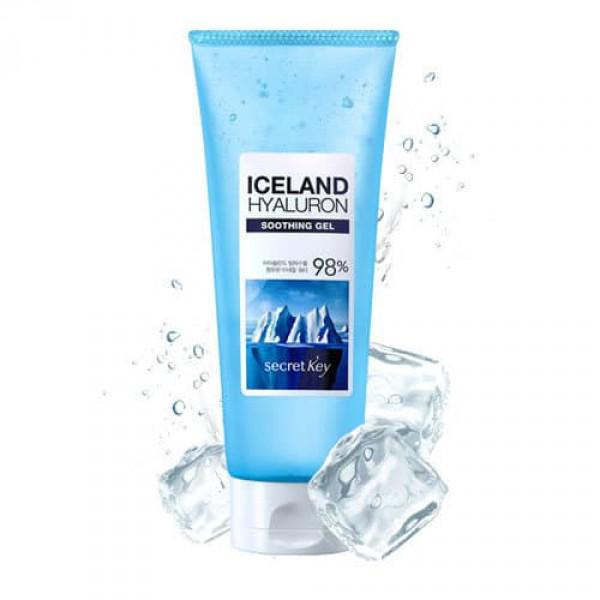 Iceland Hyaluron Soothing Gel - Гель для тела увлажняющий с гиалуроновой кислотой