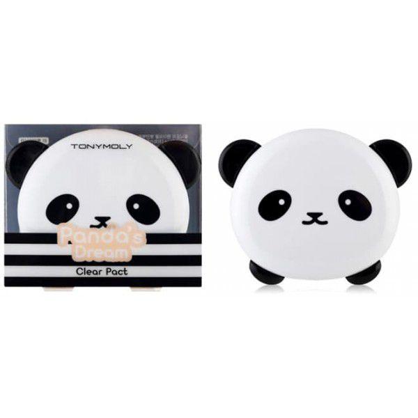 Panda's Dream Clear Pact 02 - Пудра для лица