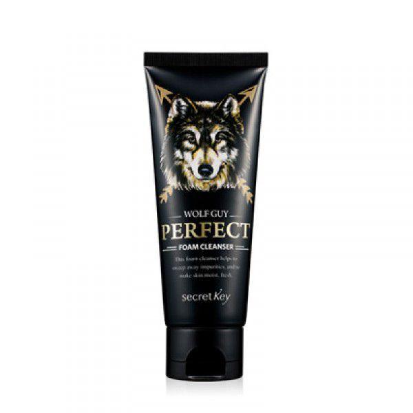 Wolf Guy Perfect Foam Cleanser - Пенка для умывания