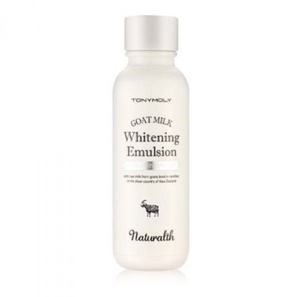 Naturalth Goat Milk Whitening Emulsion - Эмульсия на основе козьего молока