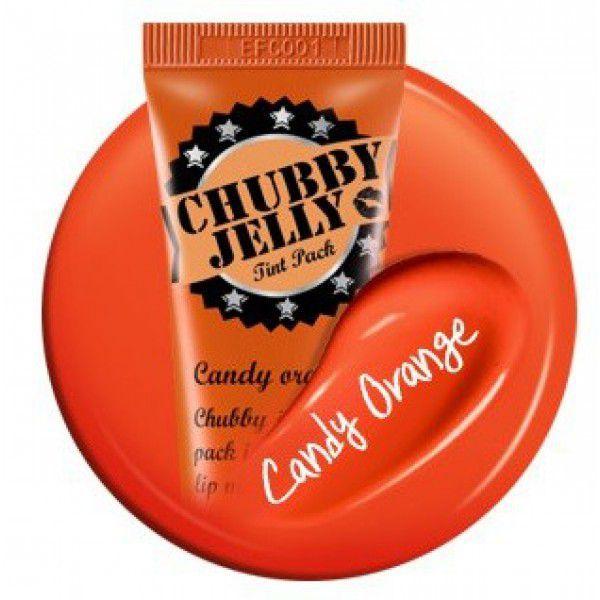 Chubby Jelly Tint Pack Candy Orange - Тинт- тату