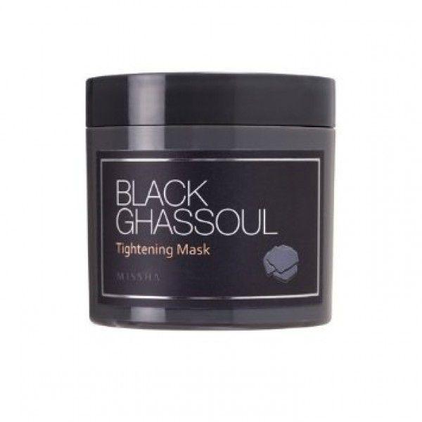 Black Ghassoul Tightening Mask - Маска для сужения пор