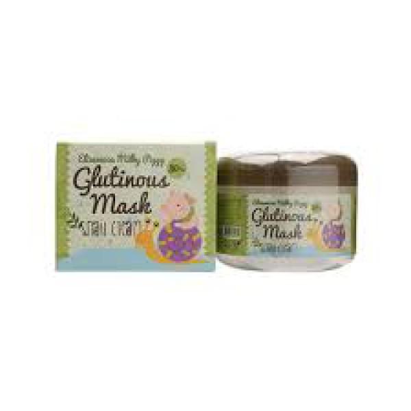 Milky Piggy Glutinous Mask 80% Snail Cream - Маска с улиткой