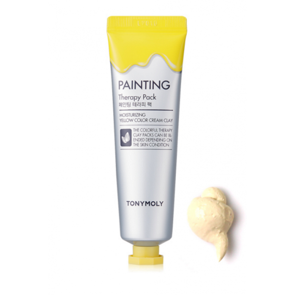 Painting Therapy Pack Moisturizing - Маска для лица