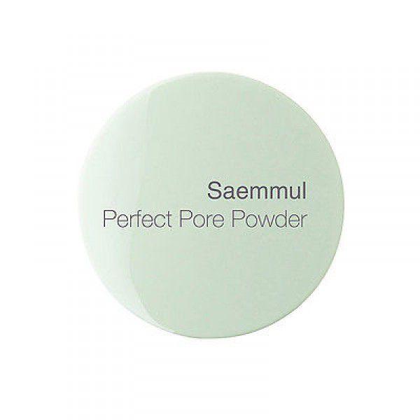Saemmul Perfect Pore Powder - Пудра рассыпчатая