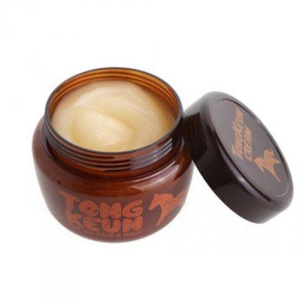 Urban Dollkiss Tongkeun Golden Horse Oil Pack - Маска для лица и шеи