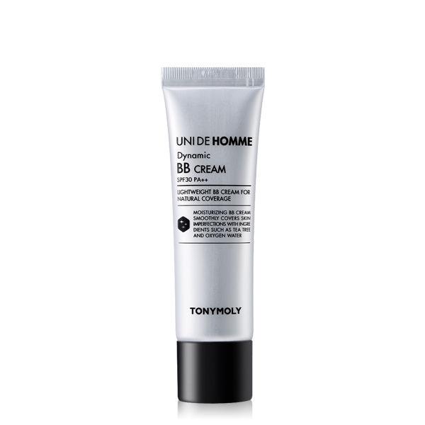 Uni De Homme Dynamic BB Cream SPF30 PA++ - ББ крем