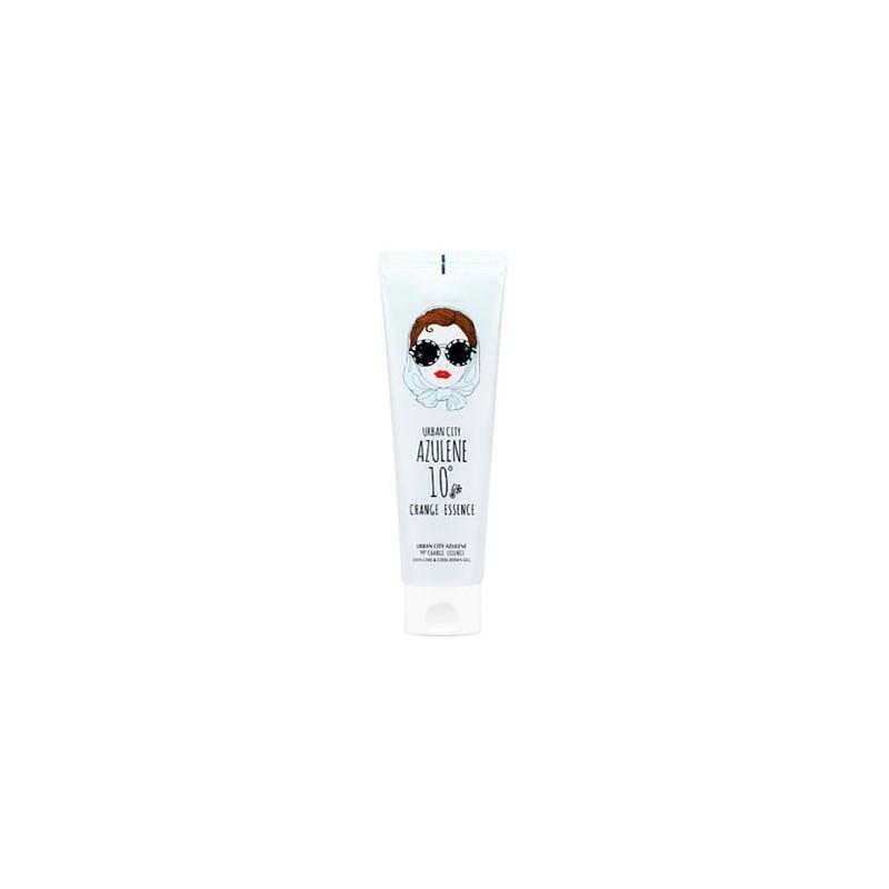 Urban City Azulene 10° Change Essence - Эссенция успокаивающая для чувствительной кожи
