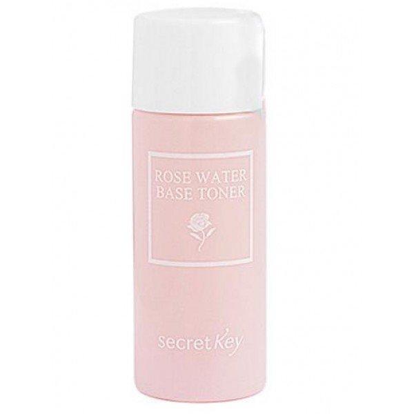 Rose water base toner - Тонер с экстрактом розы 20мл