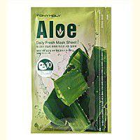 Daily Fresh Mask Sheet Aloe - Маска с экстрактом алоэ