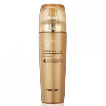 TonyMoly Intense Care Gold 24k Snail Emulsion - Эмульсия для лица