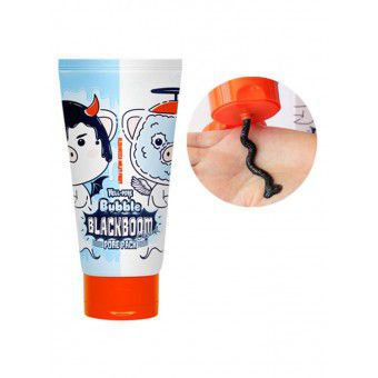 Elizavecca Hell-Pore Bubble Blackboom Pore Pack - Кислородная маска для лица
