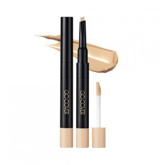 TonyMoly Go Cover 2 In 1 Multi Concealer 01 - Консилер