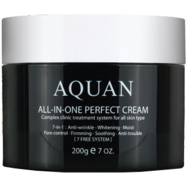 Aquan All-In-One Perfect Cream - Многофункциональный крем для лица