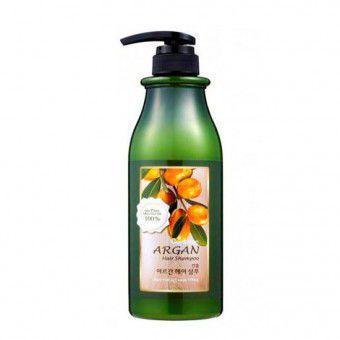 Welcos Confume Argan Hair Shampoo - Шампунь с маслом арганы