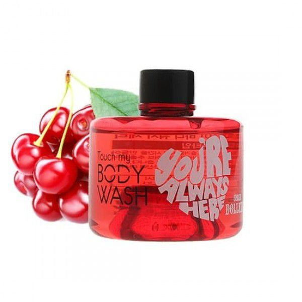 Купить Dollkiss Touch My Body Wash (Cherry) - Гель для душа с экстрактом вишни, Baviphat