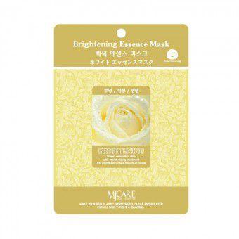 Mijin Brightening Essence Mask - Осветляющая маска для лица