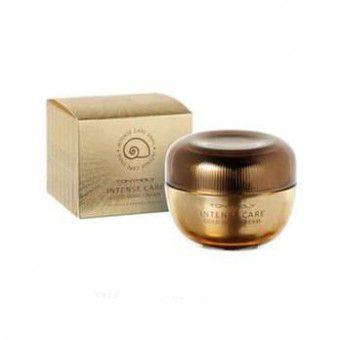 TonyMoly Gold Snail Cream - Крем для лица улиточный