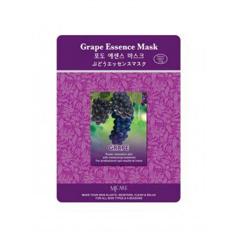 Mijin Grape Essence Mask - Маска с виноградом
