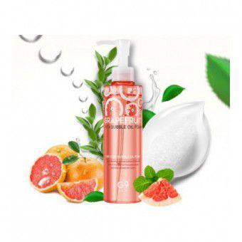 Berrisom G9Skin Grapefruit Vita Bubble Oil Foam - Масло - пенка для умывания с экстрактом грейпрфрута