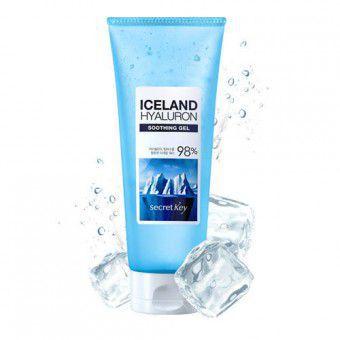 Secret Key Iceland Hyaluron Soothing Gel - Гель для тела увлажняющий с гиалуроновой кислотой