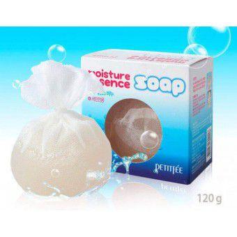 Petitfee Moisture Essence Soap - Мыло гидрогелевое увлажняющее