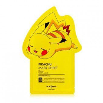 Pikachu Mask Sheet ( Pokemon Edition)