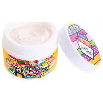 Baviphat Urban Dollkiss Pore Bye White Clay Pack - Маска очищающая с белой глиной