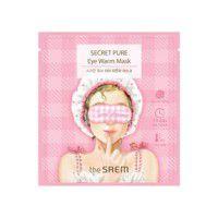 Secret Pure Eye Warm Mask - Тепловая маска для кожи вокруг глаз