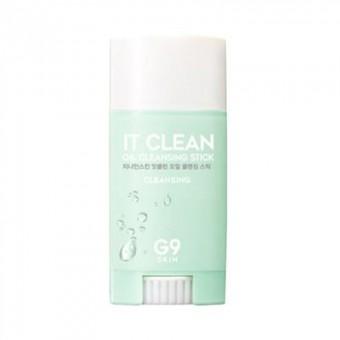 Berrisom G9 It Clean Oil Cleansing Stick - Стик-бальзам для лица очищающий