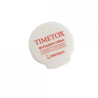 Berrisom Timetox Revitalizing Cream Sample - Антивозрастной крем 5гр.