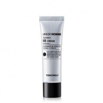 TonyMoly Uni De Homme Dynamic BB Cream SPF30 PA++ - ББ крем