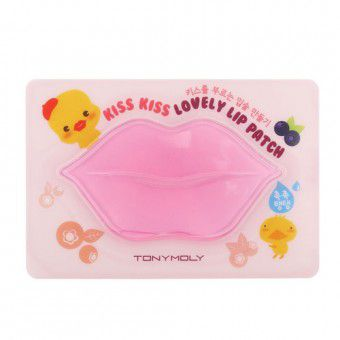 TonyMoly Kiss Kiss Lovely Lip Patch - Маска для губ