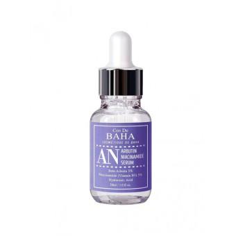 Cos De Baha Arbutin + Niacinamide Serum - Сыворотка против пигментации