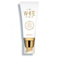 5 In 1 White Cream - Многофункциональный отбеливающий крем