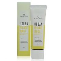 Muse Vera Urban Polluout Sun Gel SPF50+/PA+++ - Гель для лица солнцезащитный