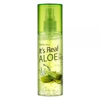 It's Real Gel Mist Aloe - Мист для лица с экстрактом алоэ