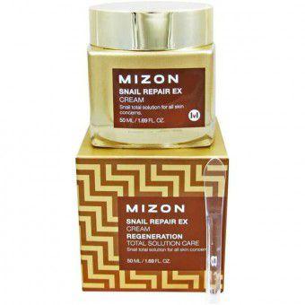 Mizon Snail Repair Ex Cream -  Крем для лица с экстрактом улитки