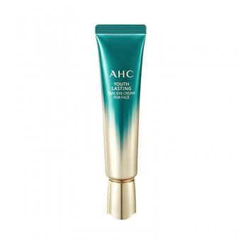 A.H.C. Youth Lasting Real Eye Cream For Face - Крем для глаз и лица пептидный антивозрастной