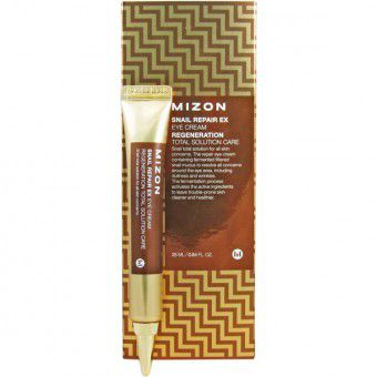 Mizon Snail Repair Ex Eye Cream -  Крем для кожи вокруг глаз с экстрактом улитки