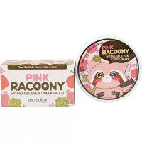 Pink Racoony Hydro-Gel Eye & Cheek Patch - Патчи для глаз и скул гидрогелевые