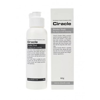 Ciracle Powder Wash For Deep & Soft Cleansing - Пудра для умывания энзимная