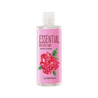 Berrisom Essential Boosting Toner - Rose - Тоник для лица