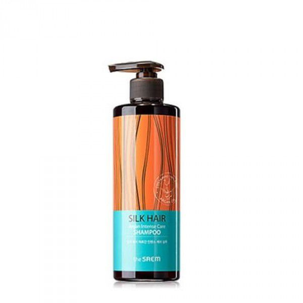 The Saem Silk Hair Argan Intense Care Shampoo - Шампунь для волос