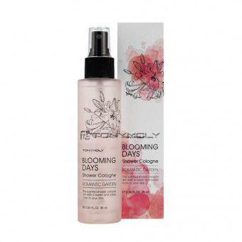 TonyMoly Blooming days Shower Cologne - Romantic Garden - Мист-спрей для тела