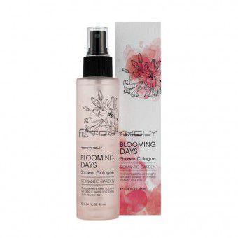 TonyMoly Blooming days Shower Cologne - Romantic Garden - Мист-спрей для тела