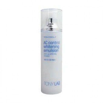 TonyMoly Tony Lab AC Control Whitening Emulsion - Эмульсия отбеливающая
