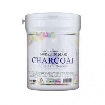 Charcoal Modeling Mask / container - Альгинатная маска от расширенных пор