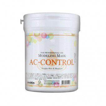 Anskin AC Control Modeling Mask / container - Альгинатная маска для проблемной кожи