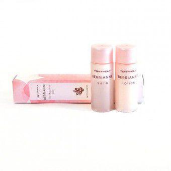 TonyMoly [Promo] Berrianne skin care set - Пробник набор интенсивных средств для ухода за кожей с экстрактом клюквы